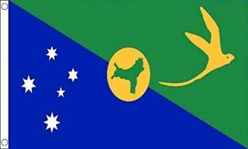 Christmas Island Flag 2' x 3' - Christmas Islander Flags 60 x 90 cm - Banner 2x3 ft